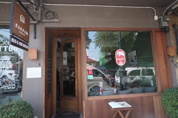 Elefin Coffee Bangkok, Thailand – The WarmupContinues